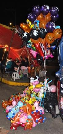 Balloons to celebrate