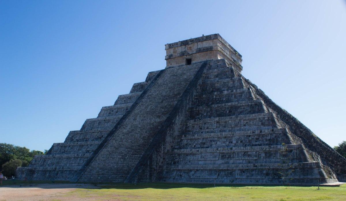 Chichen Iza: A MayanMystery