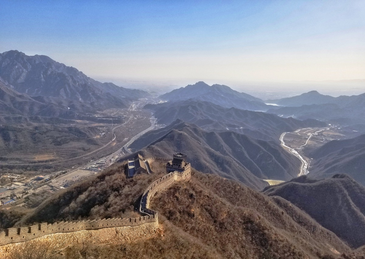 What really makes the GREAT WALL of China so great?!