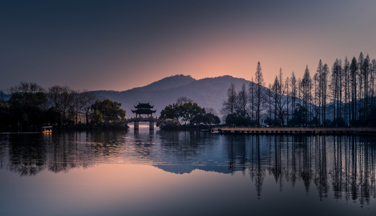 The Romance of Hangzhou, China